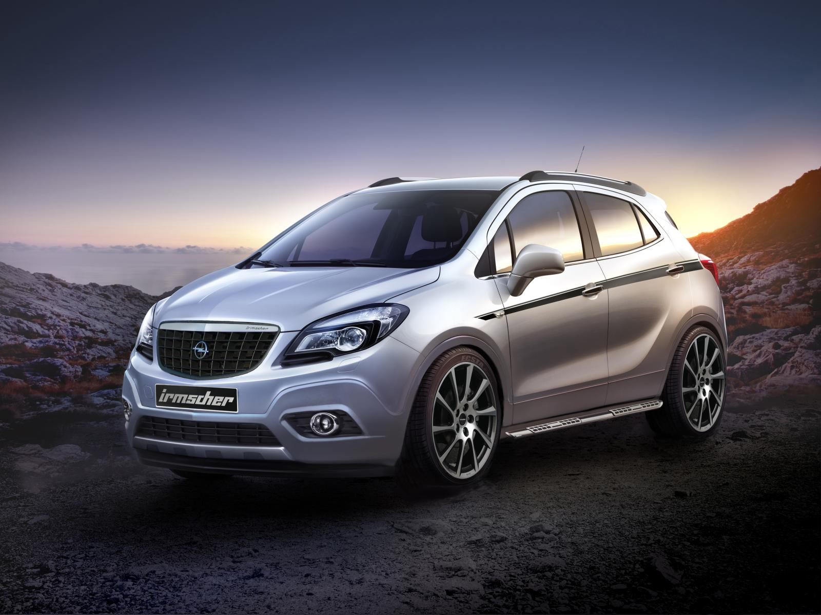 Opel Mokka photo 04
