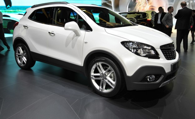 Opel Mokka photo 05