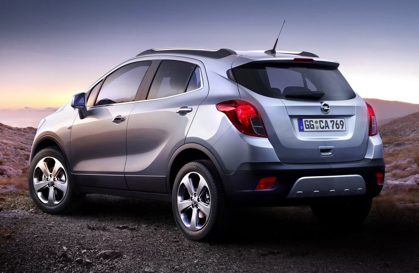 Opel Mokka photo 07