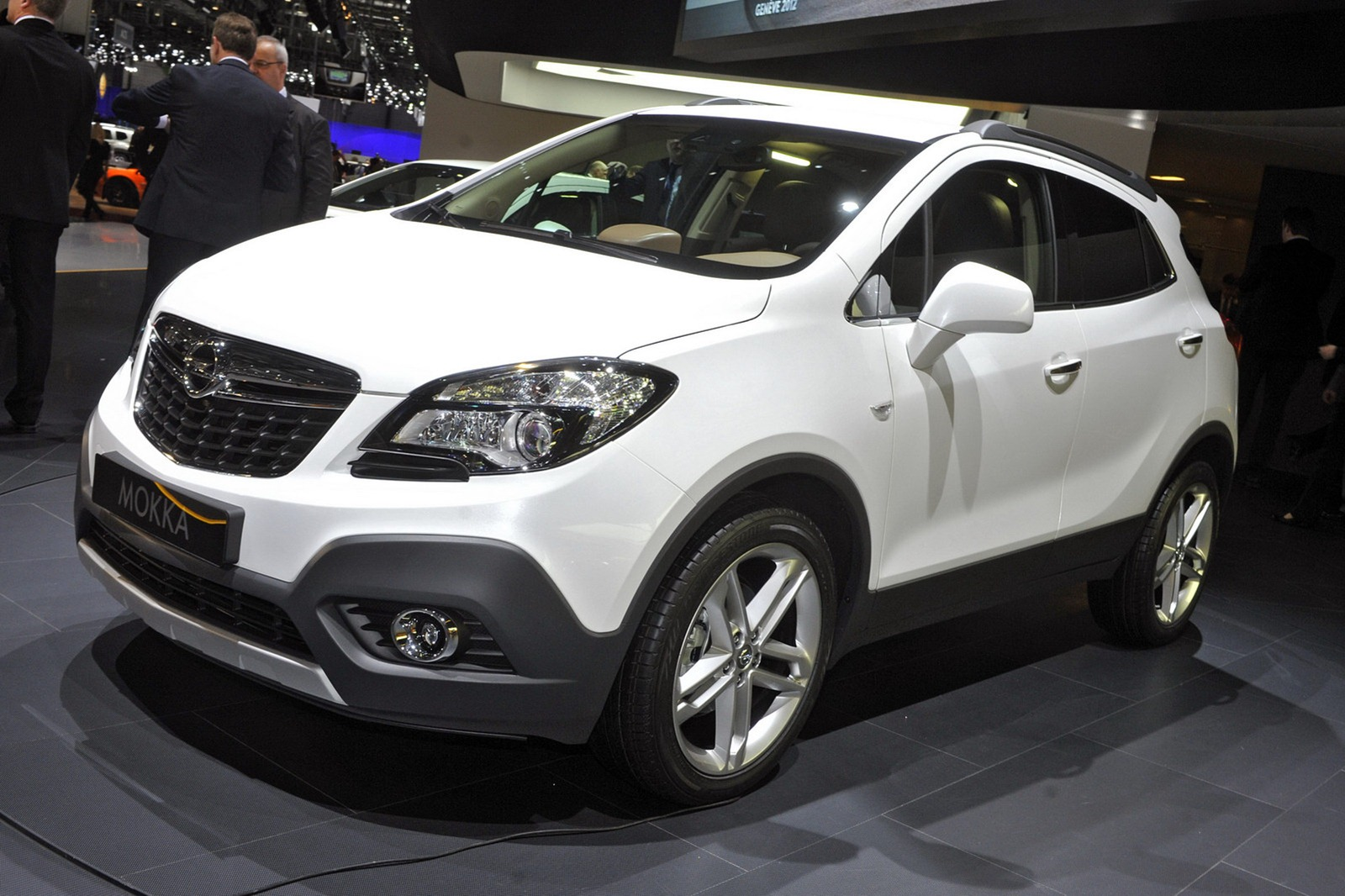 Opel Mokka photo 10