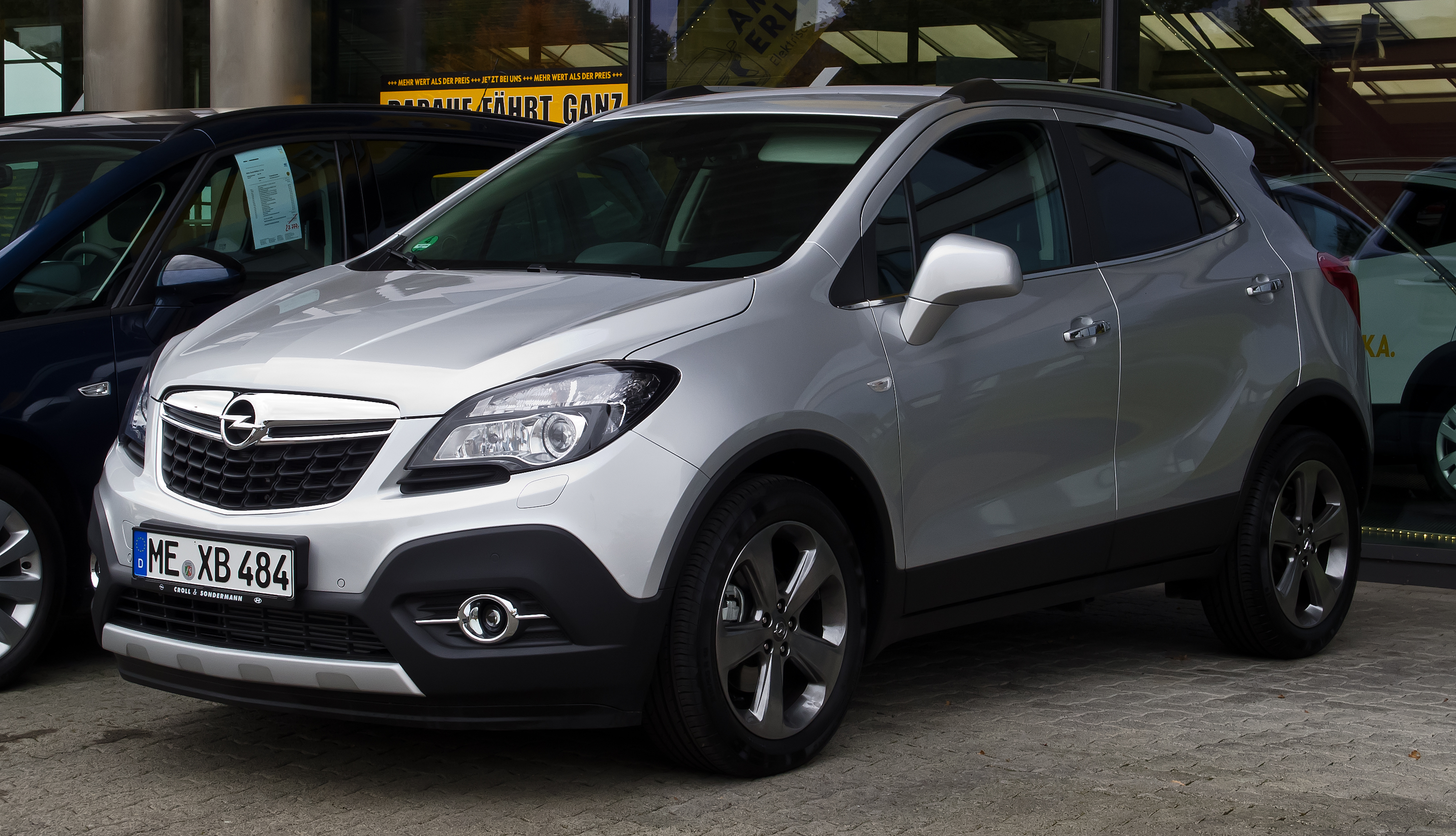 Opel Mokka photo 11