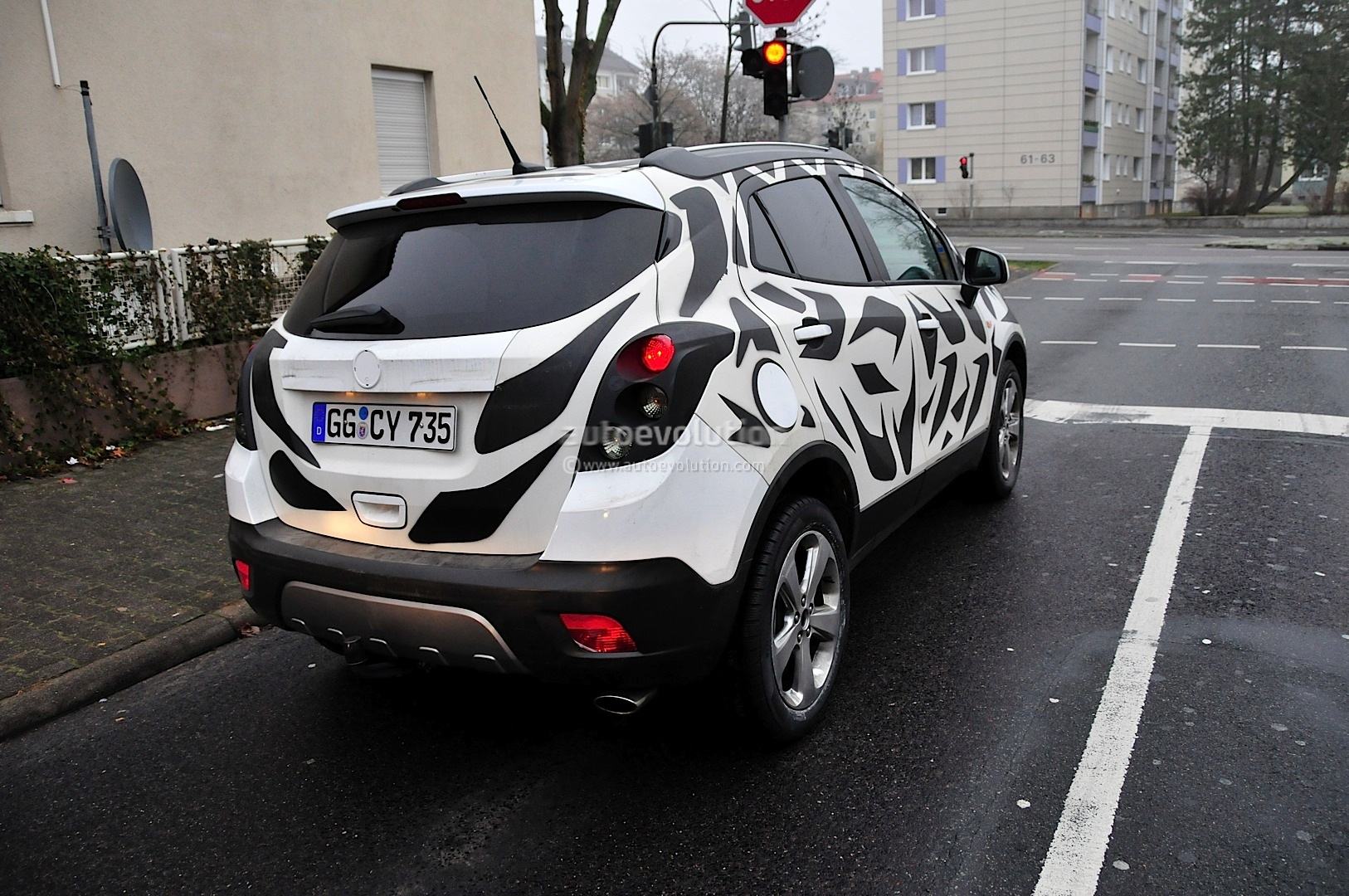 Opel Mokka photo 15
