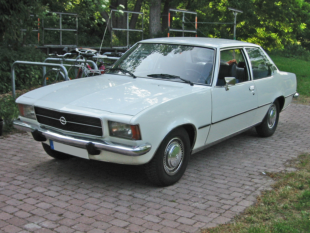 opel rekord technical details history photos on better. Black Bedroom Furniture Sets. Home Design Ideas
