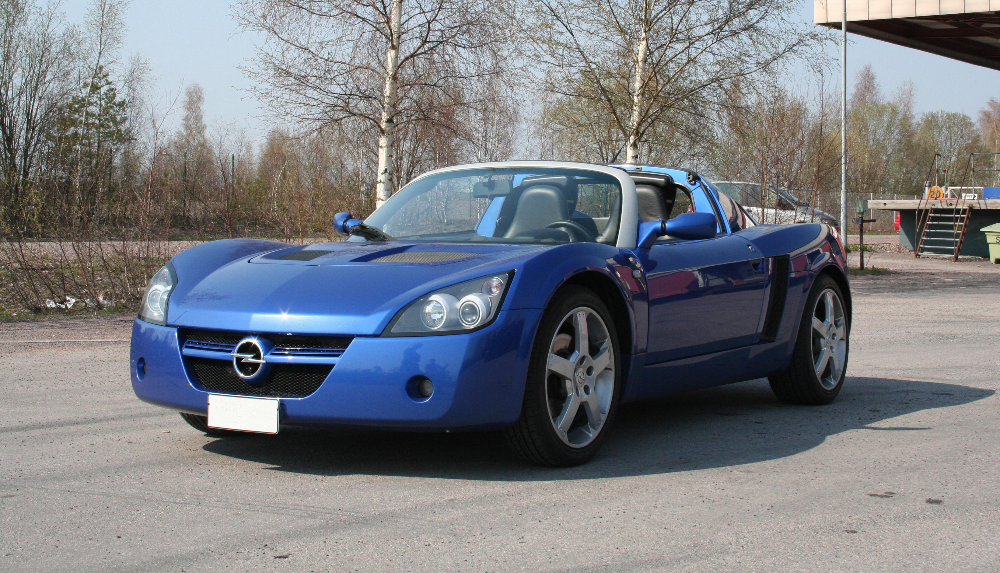 Opel Speedster photo 01