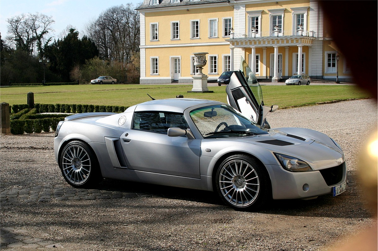 Opel Speedster photo 02