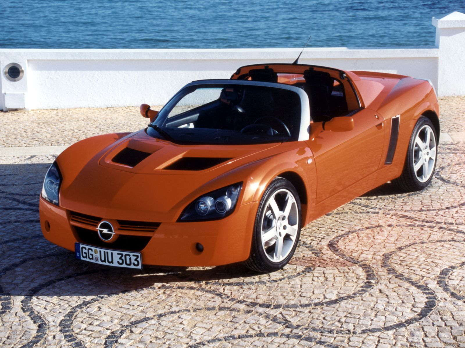 Opel Speedster photo 08