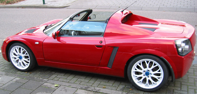 Opel Speedster photo 10