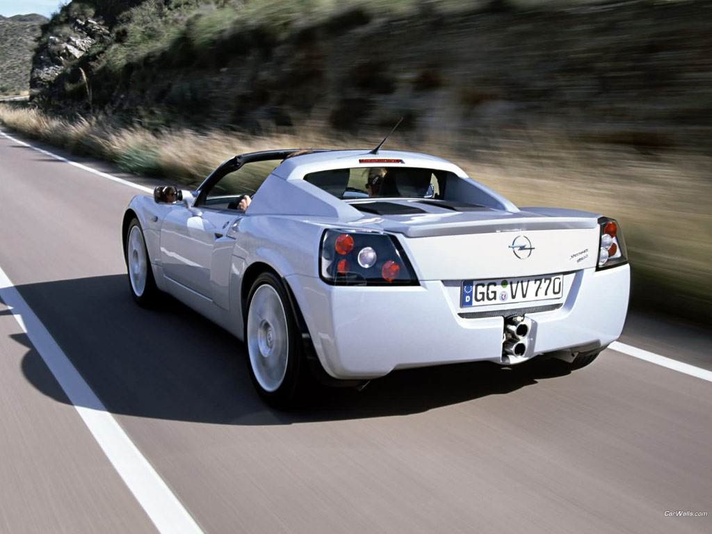 Opel Speedster photo 13