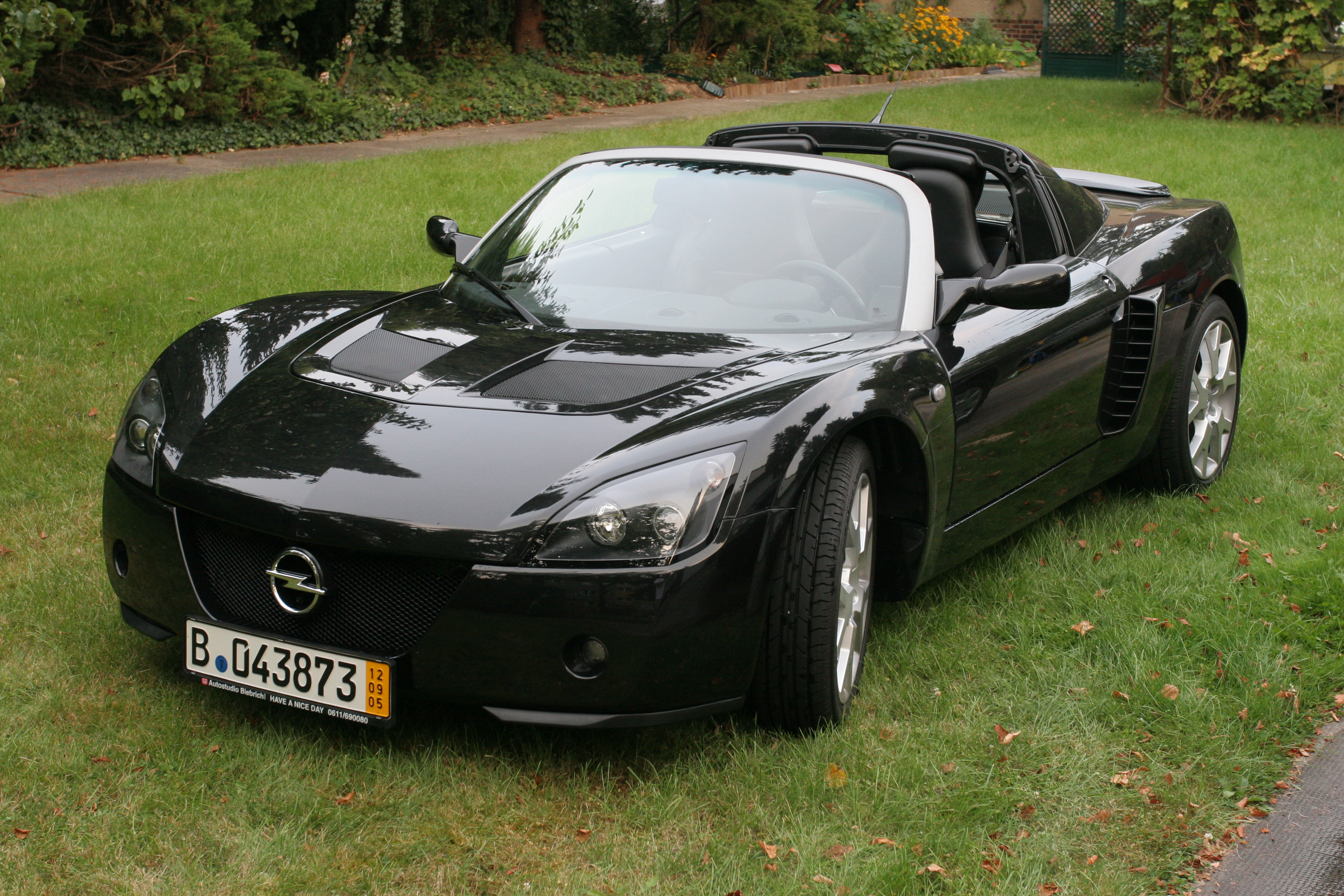 Opel Speedster Turbo photo 02