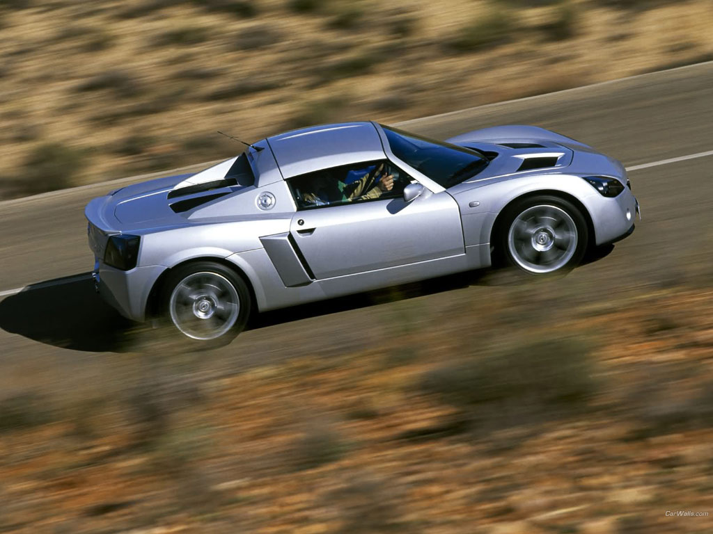 Opel Speedster Turbo photo 15