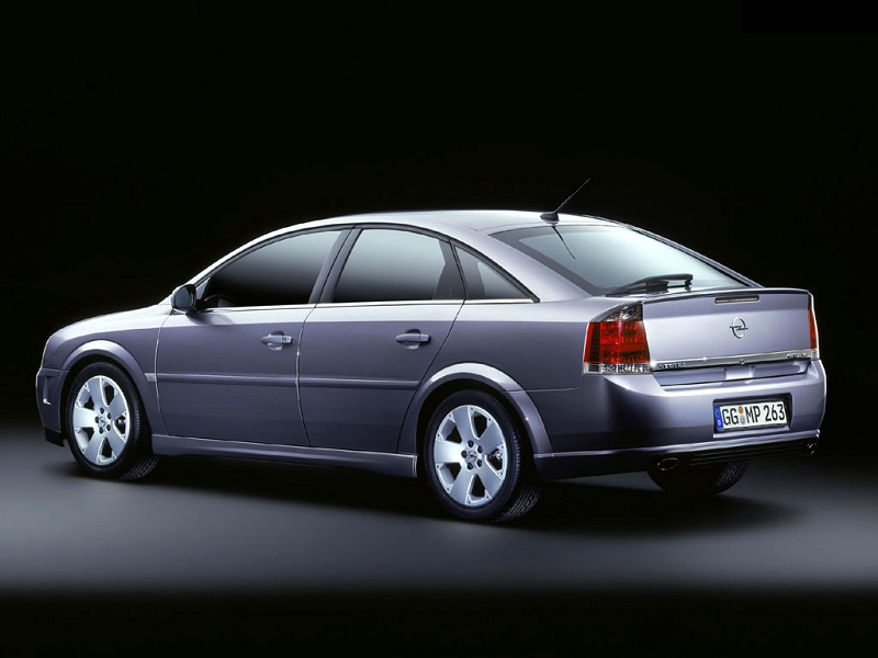Opel Vectra photo 10