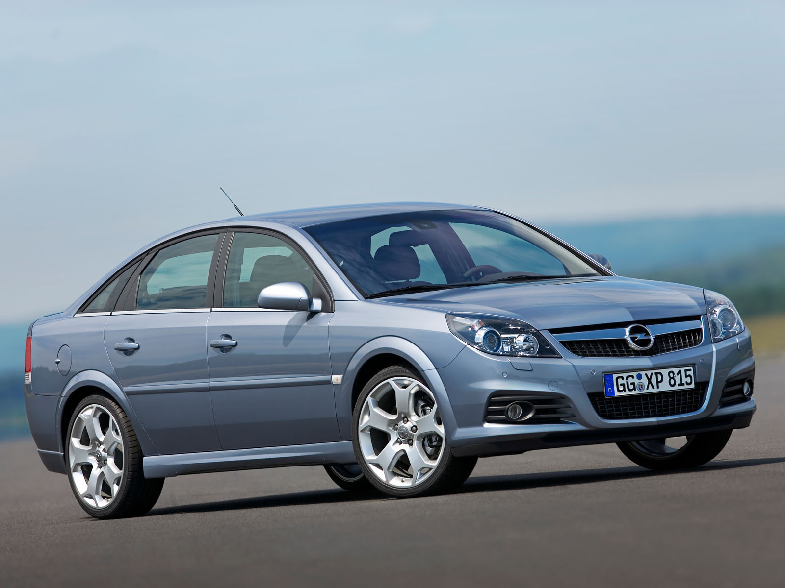 Opel Vectra photo 15