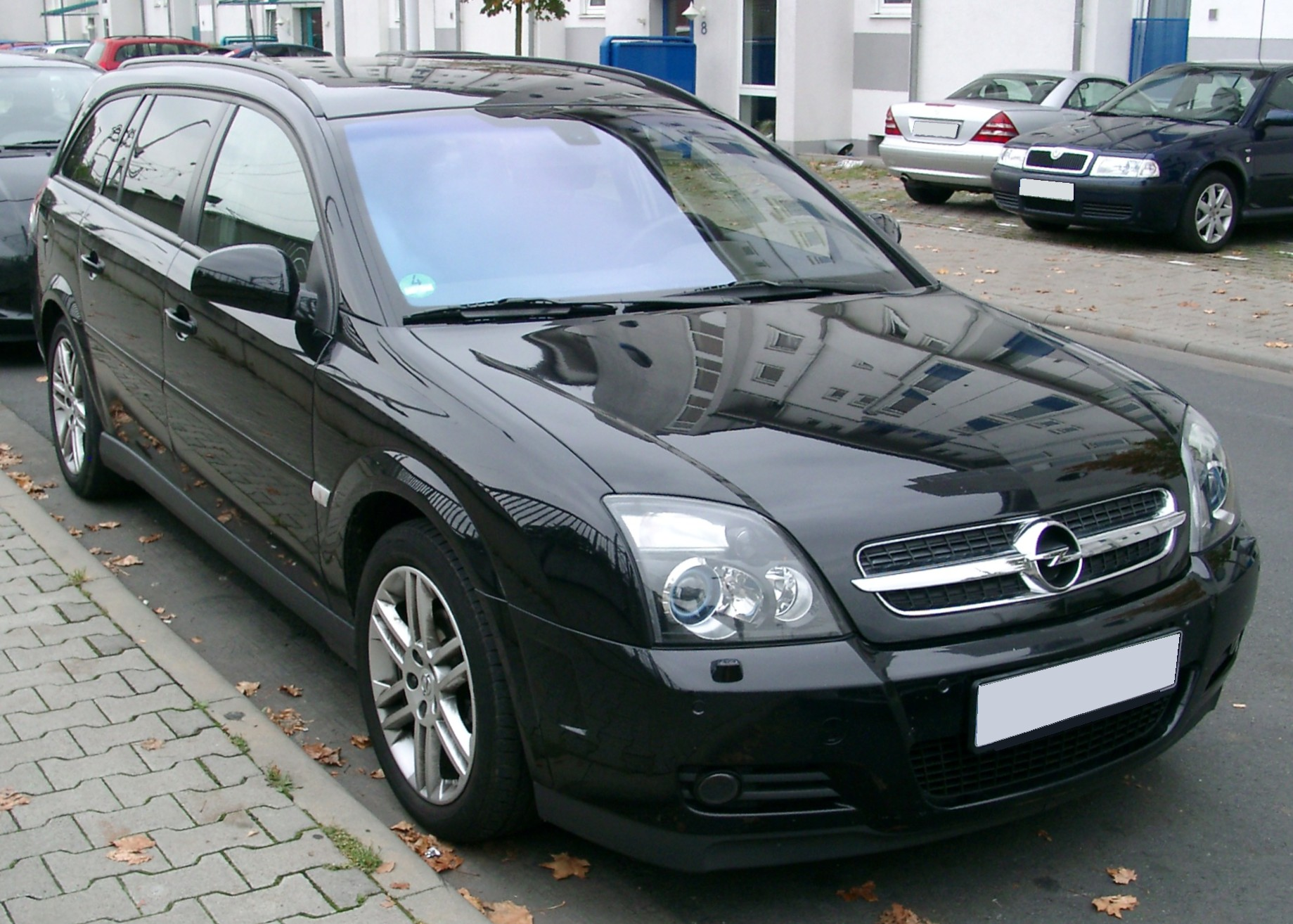 opel vectra caravan technical details history photos on better parts ltd. Black Bedroom Furniture Sets. Home Design Ideas
