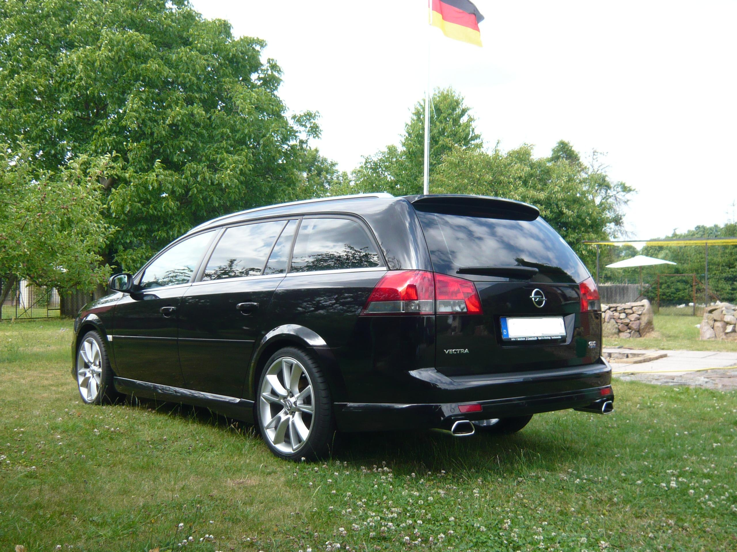 opel vectra caravan opc technical details history photos on better parts ltd. Black Bedroom Furniture Sets. Home Design Ideas