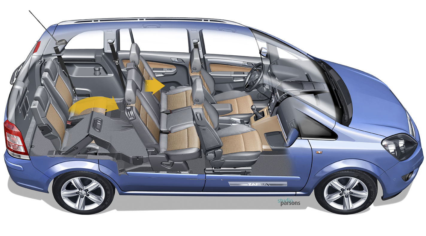 opel zafira history photos on better parts ltd. Black Bedroom Furniture Sets. Home Design Ideas