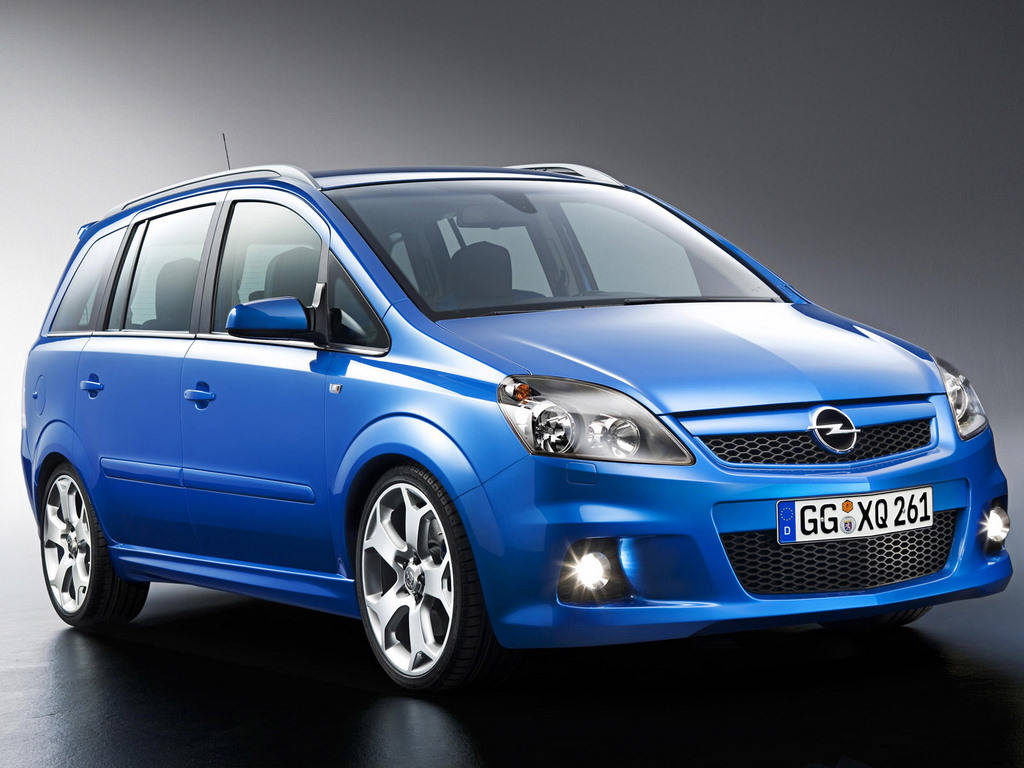 opel zafira opc technical details history photos on better parts ltd. Black Bedroom Furniture Sets. Home Design Ideas