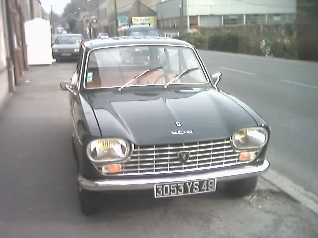 Peugeot 204 Break image #9