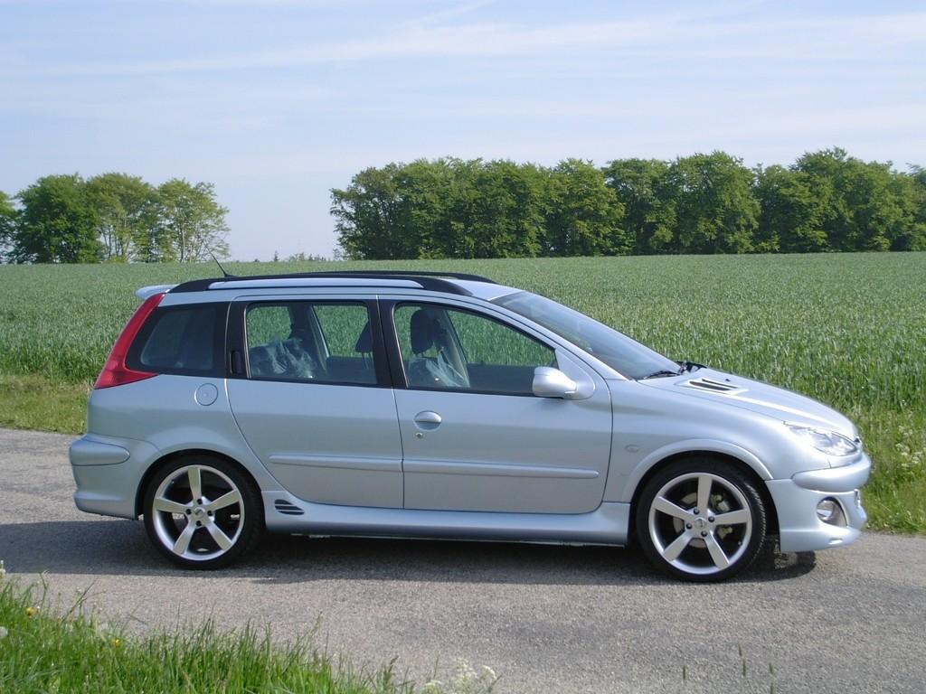 Peugeot 206 Sw Image 13