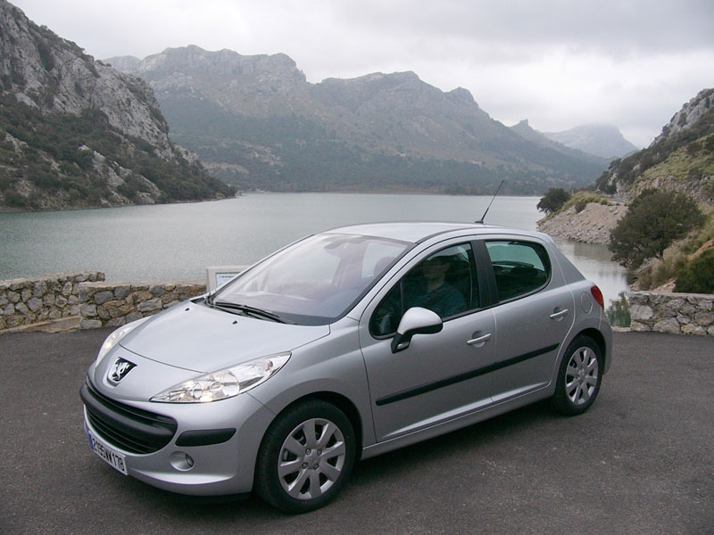 peugeot 207 history photos on better parts ltd. Black Bedroom Furniture Sets. Home Design Ideas