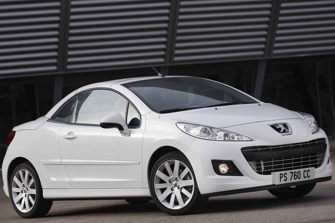 peugeot 208 cc technical details history photos on better parts ltd. Black Bedroom Furniture Sets. Home Design Ideas