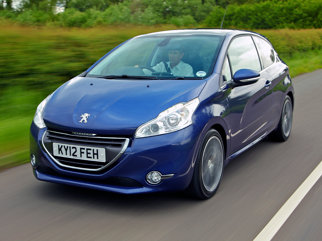 peugeot 208 e hdi technical details history photos on better parts ltd. Black Bedroom Furniture Sets. Home Design Ideas