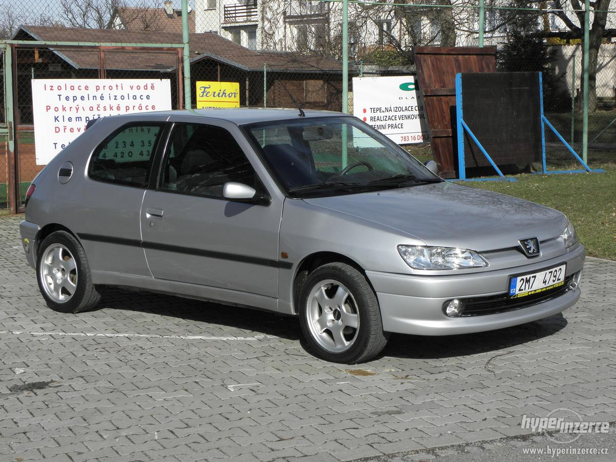 peugeot 306 history, photos on better parts ltd