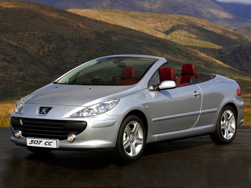 peugeot 307 cc technical details history photos on. Black Bedroom Furniture Sets. Home Design Ideas