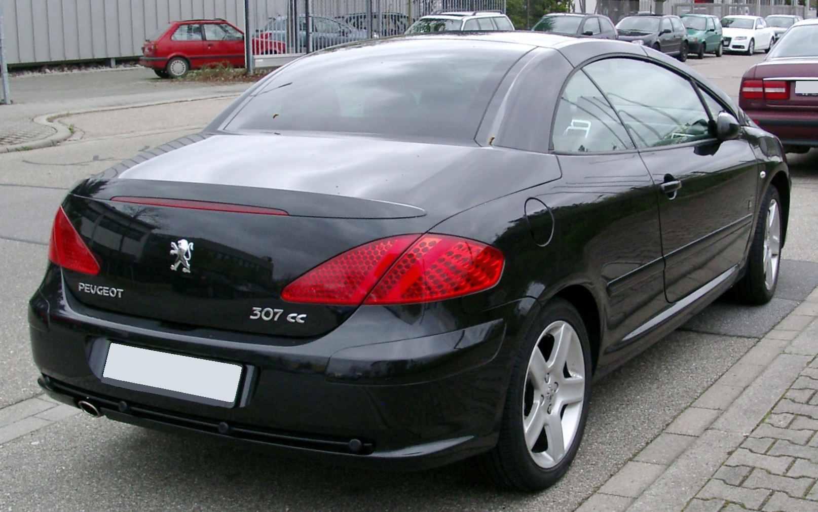 Peugeot 307 Cc Technical Details History Photos On