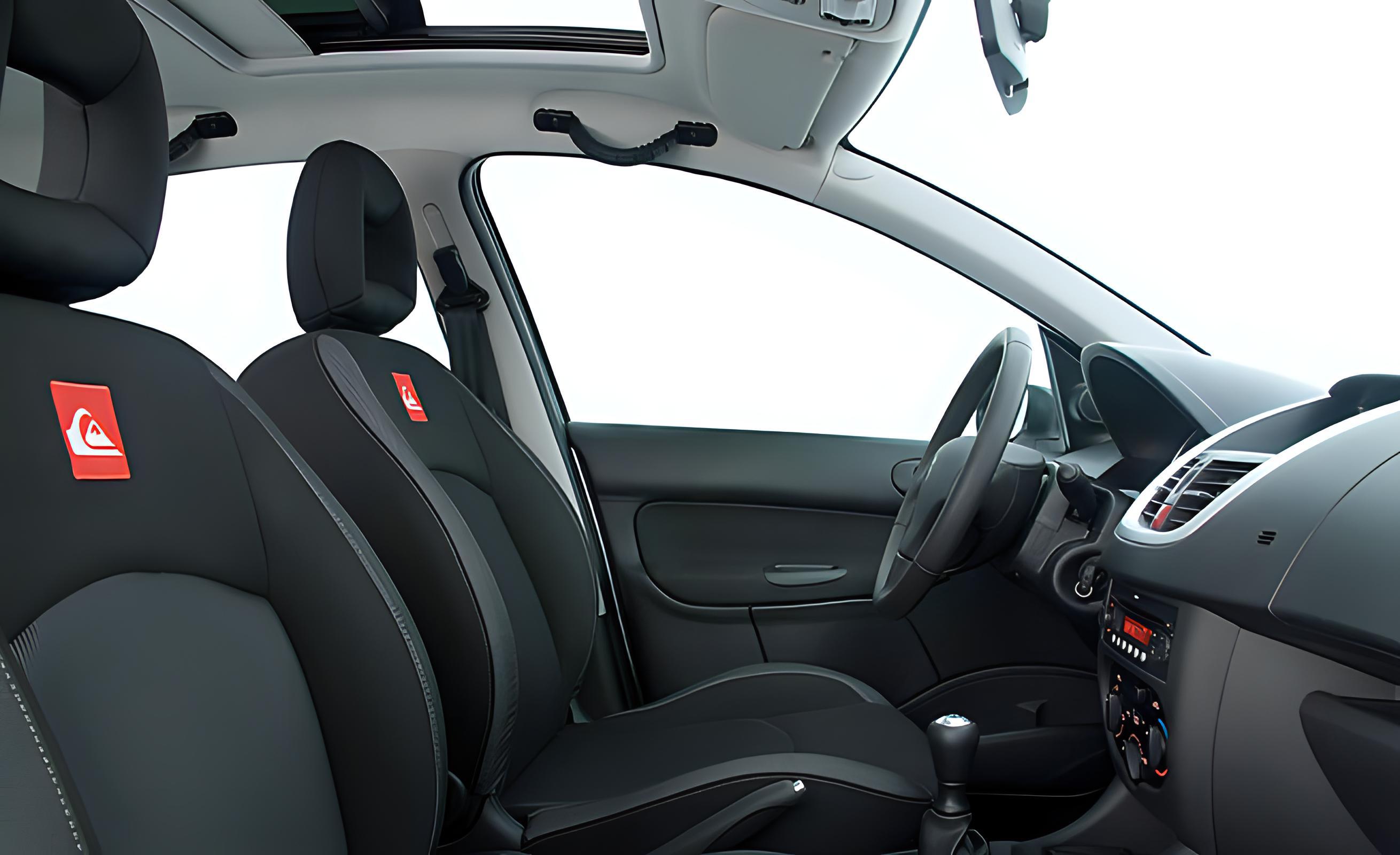 Peugeot 307 Quicksilver Technical Details History Photos