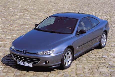 Peugeot 406 Coupé photo 04