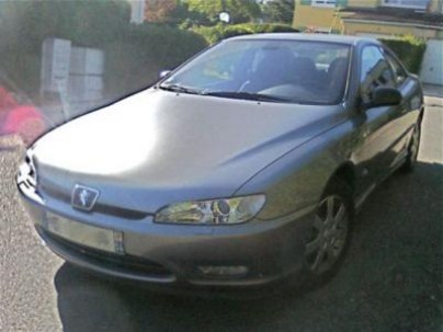 Peugeot 406 Coupé HDi FAP photo 01