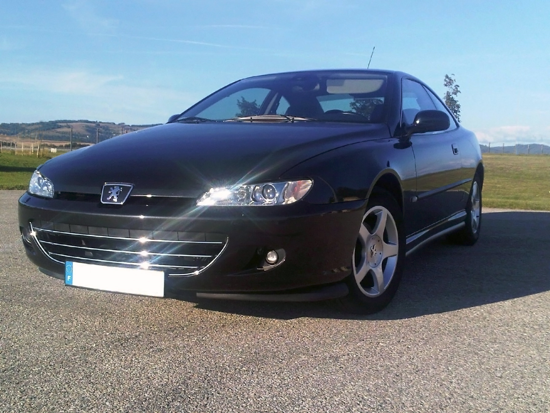 Peugeot 406 Coupé Ultima Edizione photo 01