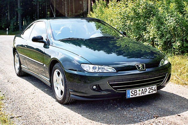 Peugeot 406 Coupé Ultima Edizione photo 08