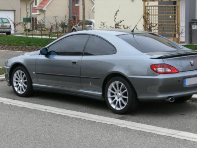 Peugeot 406 Coupé Ultima Edizione photo 09