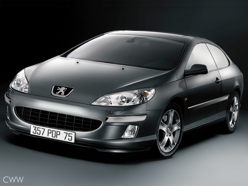 Peugeot 407 Coupe photo 06