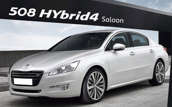 peugeot 508 hybrid4 technical details history photos on better parts ltd. Black Bedroom Furniture Sets. Home Design Ideas