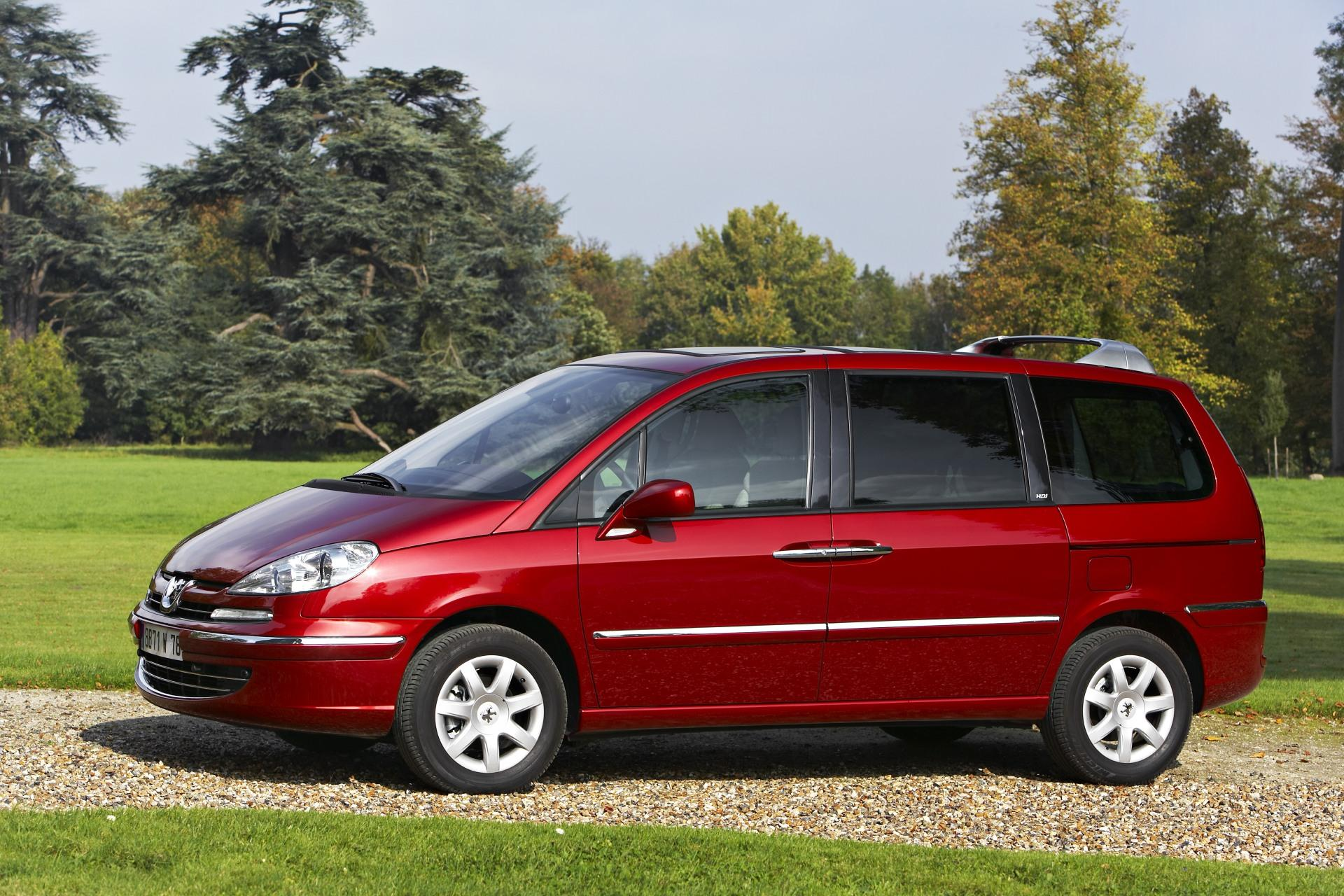 Peugeot 807 Technical Details History Photos On Better