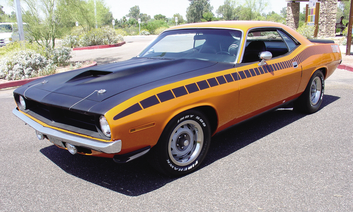 Plymouth Barracuda image #1