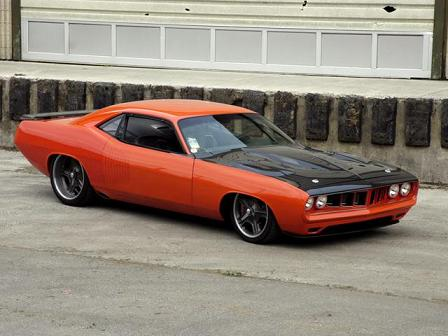 Plymouth Barracuda image #15