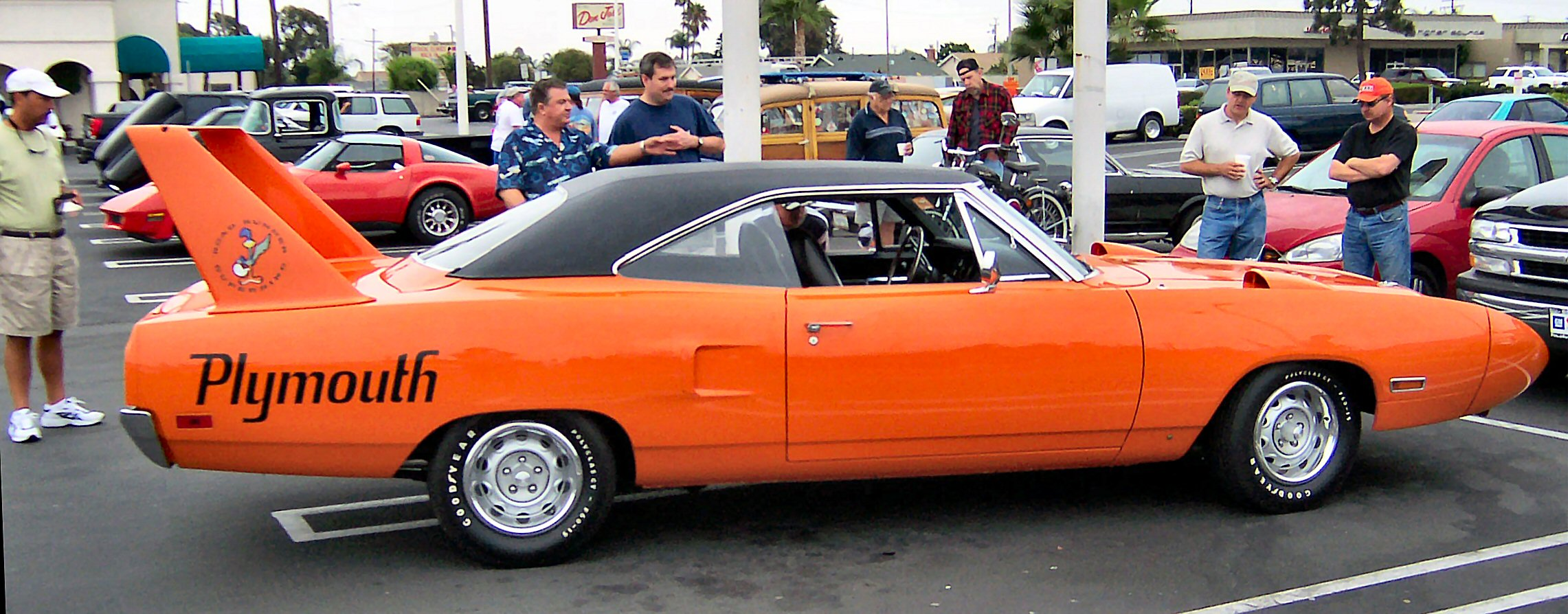 Plymouth Road Runner History Photos On Better Parts Ltd