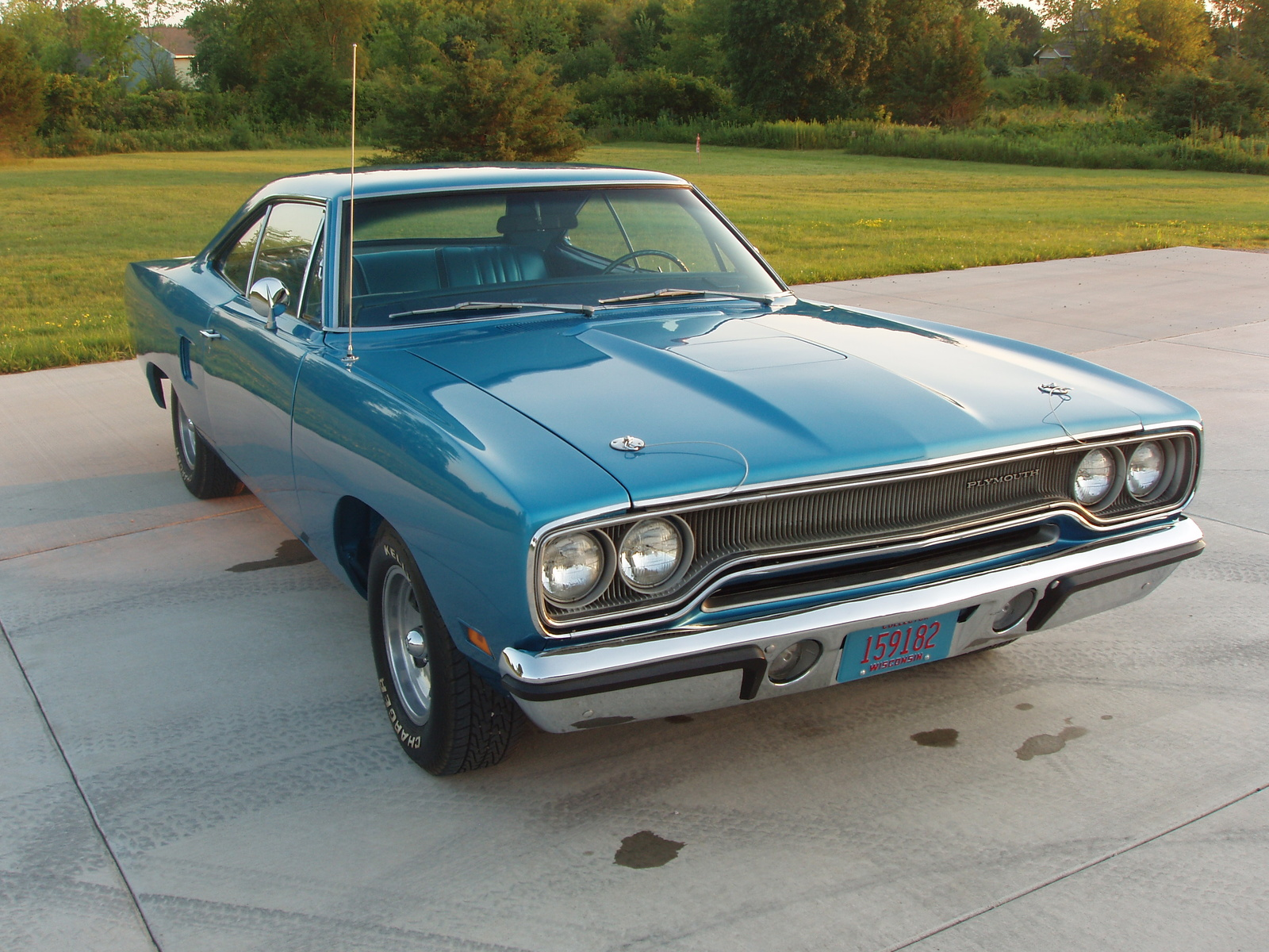Plymouth road runner photo 13