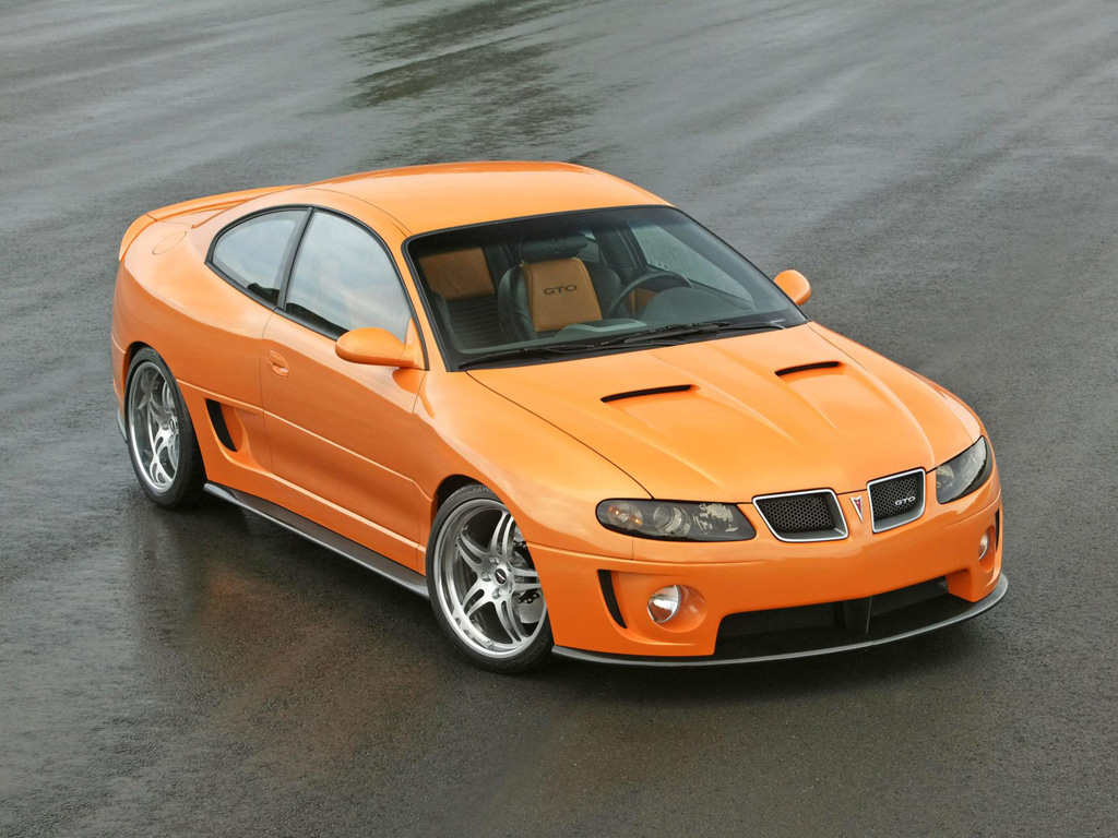 Pontiac GTO history, photos on Better Parts LTD