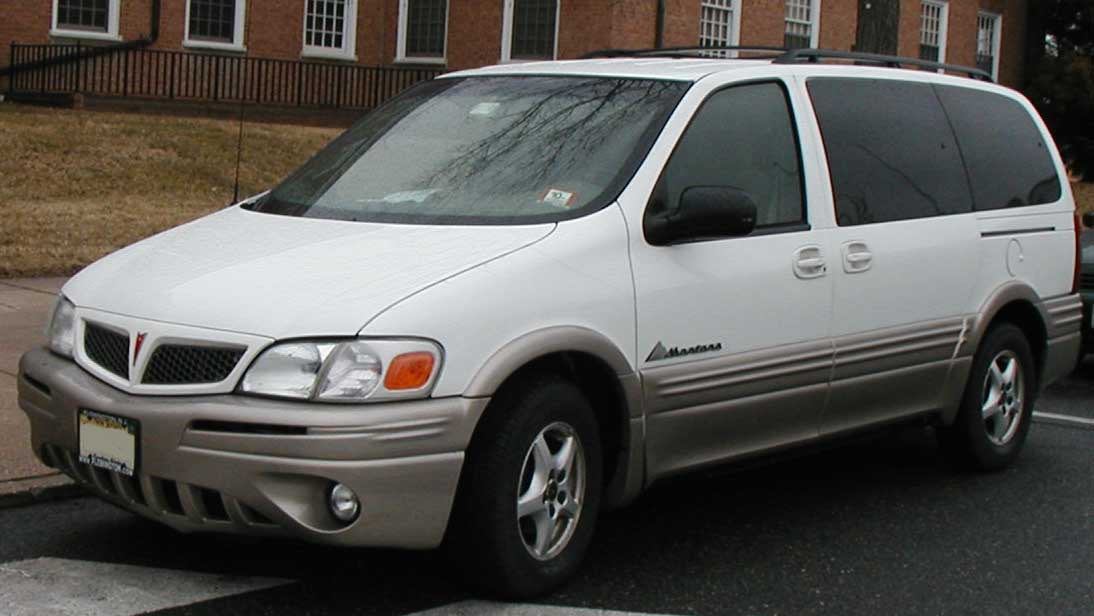 Pontiac Montana photo 05
