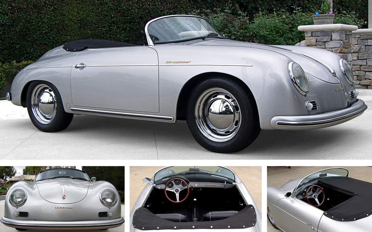 Porsche 356 History Photos On Better Parts Ltd