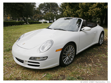 Porsche 911 Carrera 4S Cabriolet photo 03