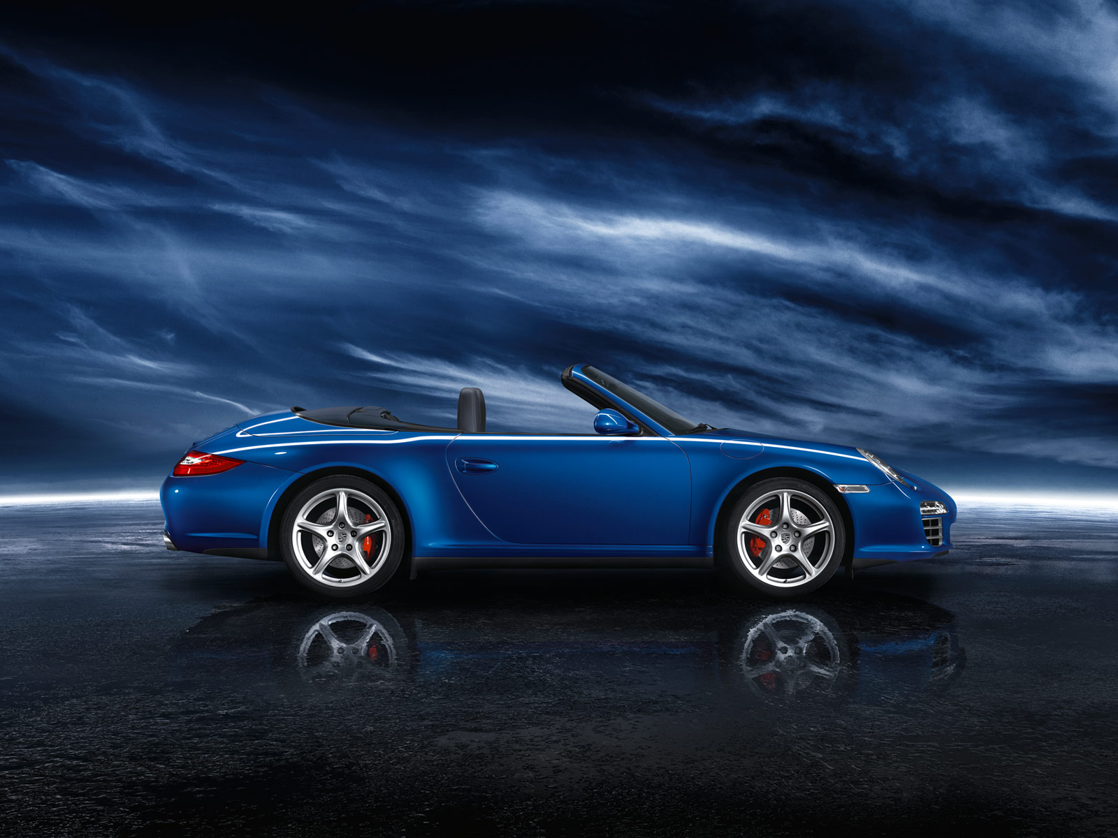 Porsche 911 Carrera 4S Cabriolet photo 08