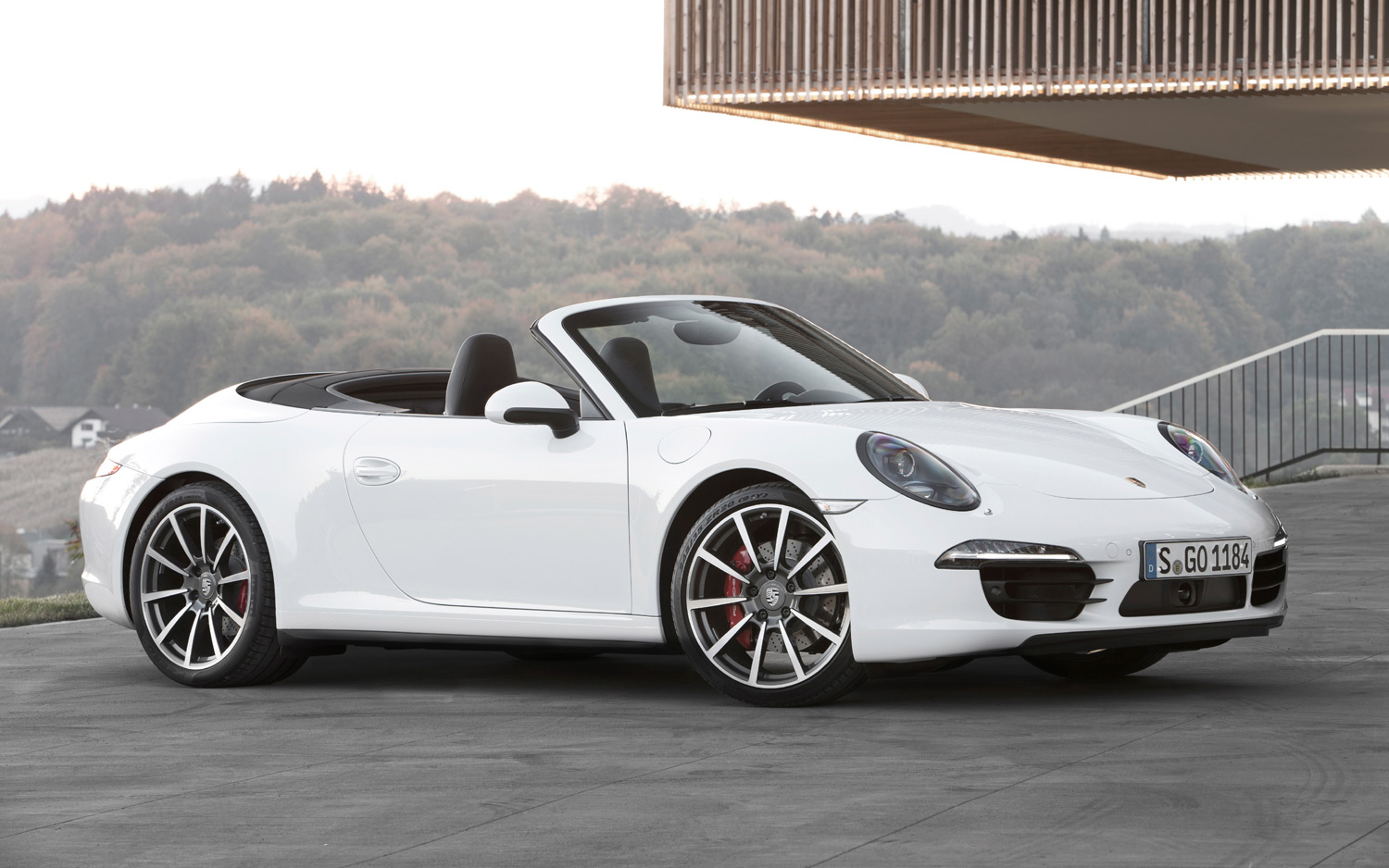 Porsche 911 Carrera 4S Cabriolet photo 10