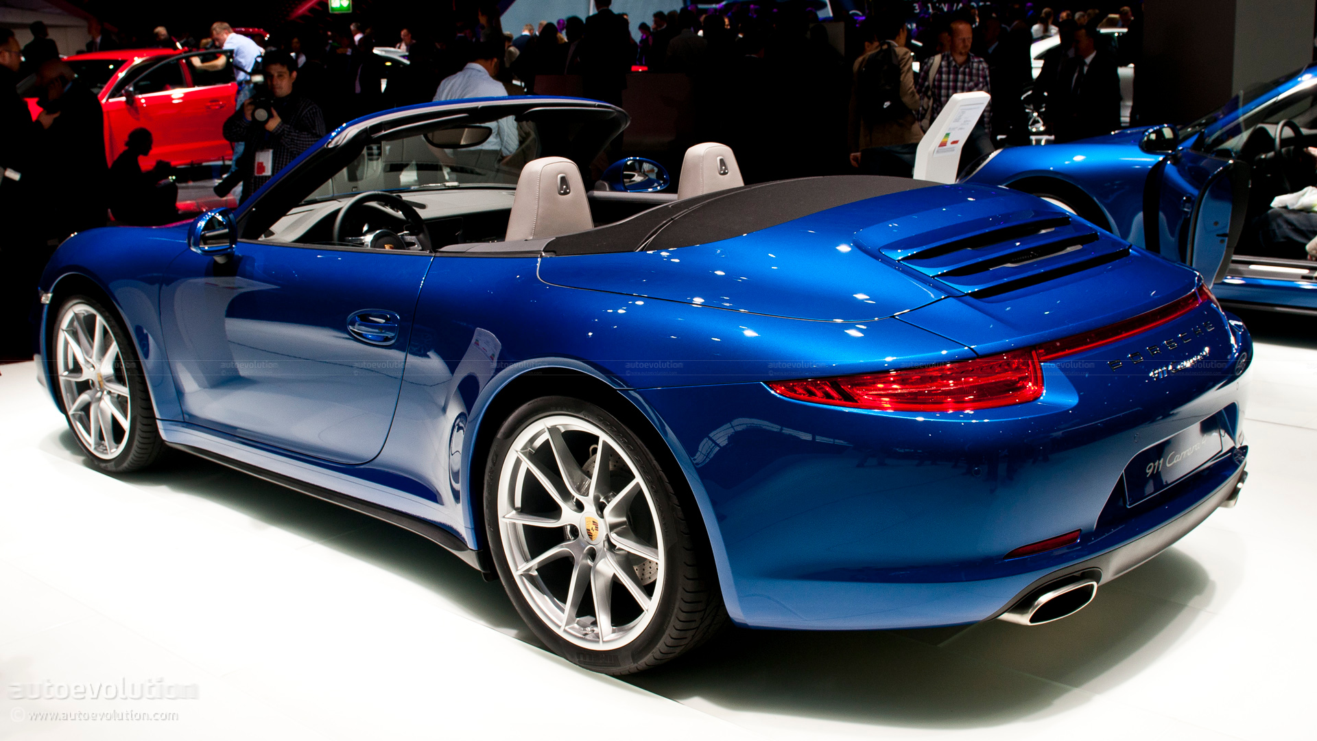 Porsche 911 Carrera 4S Cabriolet photo 11