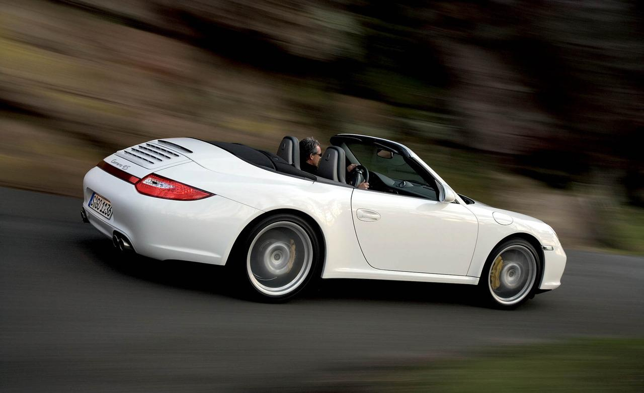 Porsche 911 Carrera 4S Cabriolet photo 13