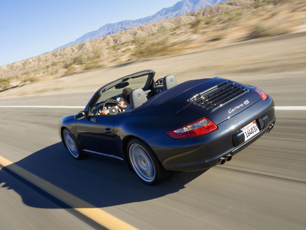 Porsche 911 Carrera 4S Cabriolet photo 14